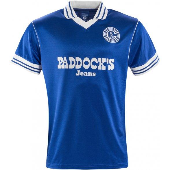 Casaco FC Schalke 04 1983/84