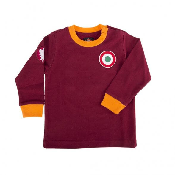 Camisola Retro AS Roma | Menino