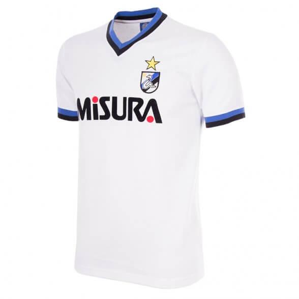 Camisola retro Inter 1986/87 blanca