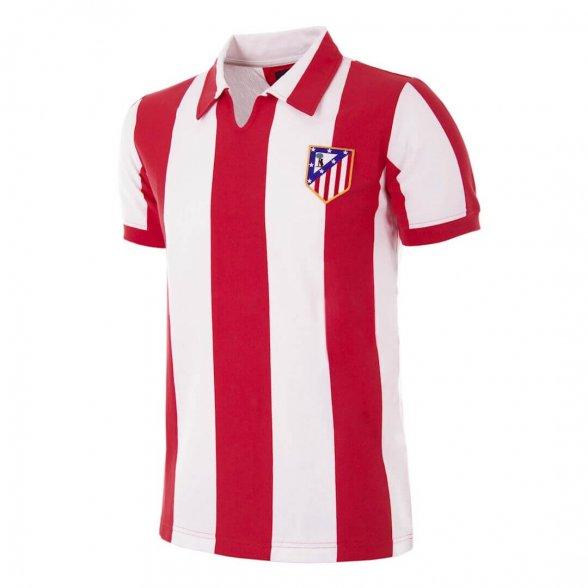 Camisola retro Atletico Madrid 1970-71