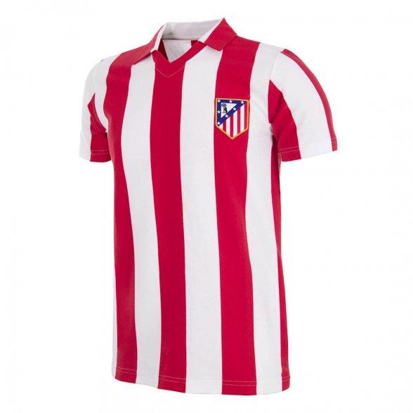 Camisola retro Atletico Madrid 1985-86