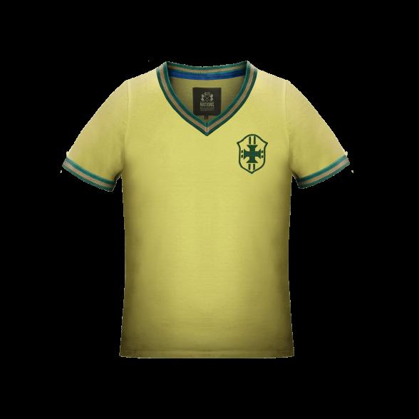 Brazil   Verde   Amarela   Kids