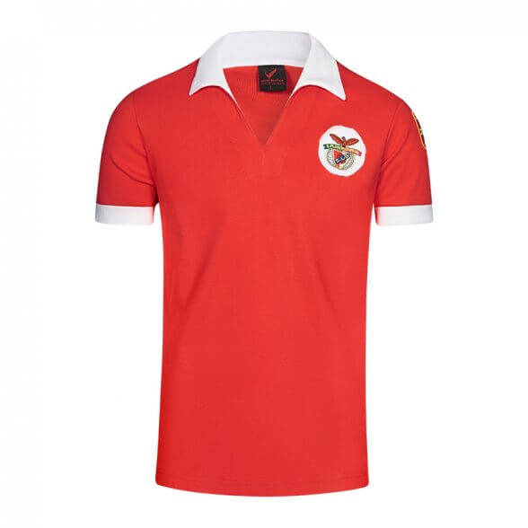 Camisola retro SL Benfica 1960/61
