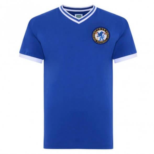 Camisola retro Chelsea 1960
