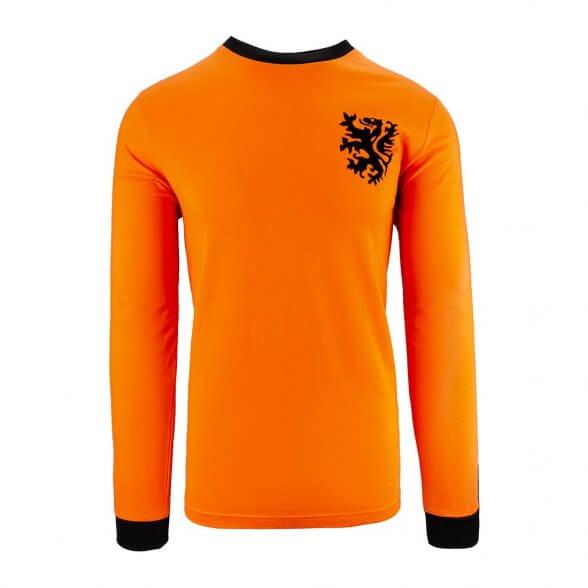 Camisola retro Holanda Copa 1974
