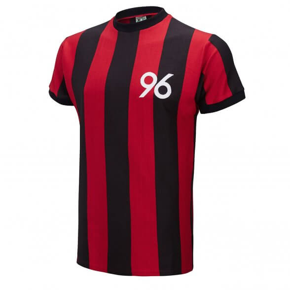 Camisola Hannover 96 1972/73