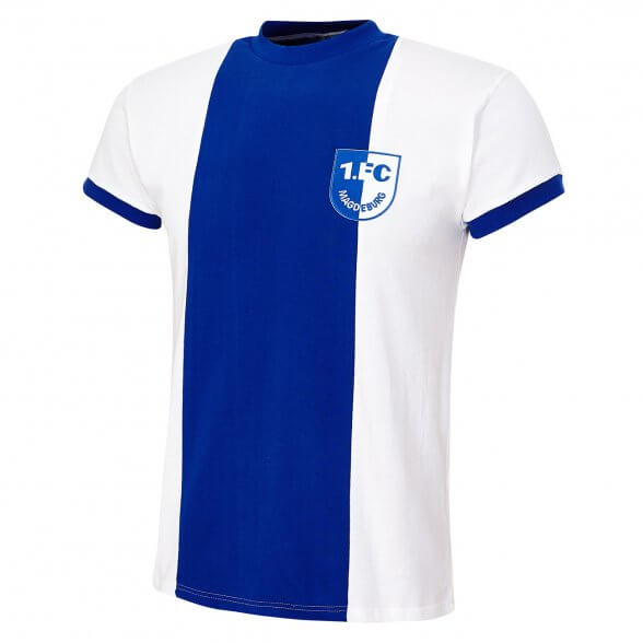 Camisola 1. FC Magdeburg 1973-74