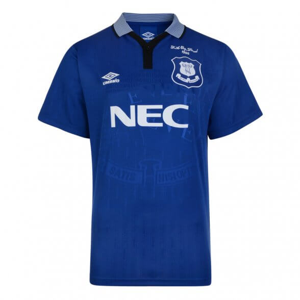 Camisola Everton 1994/95 Umbro