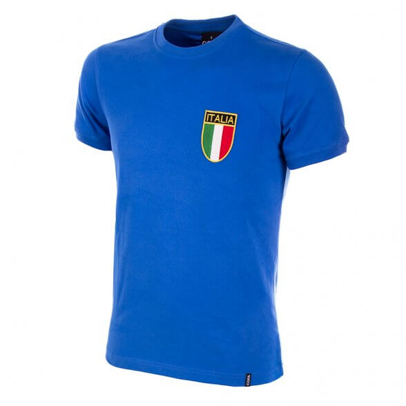 Camisola Italia anos 1970