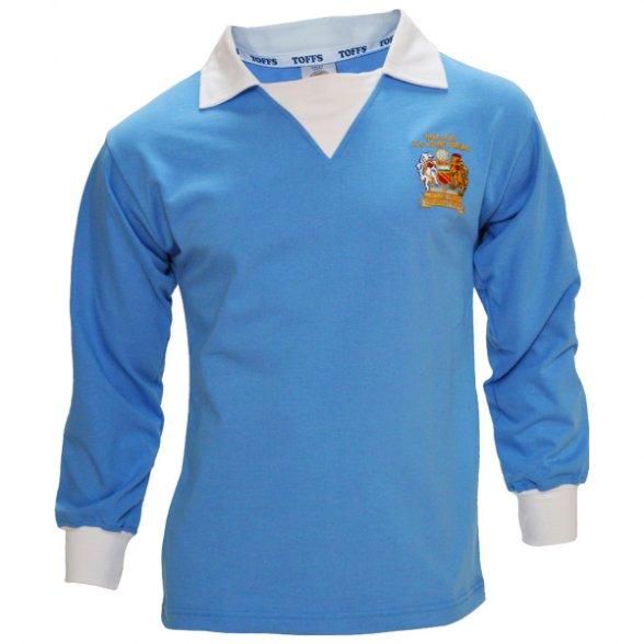 Camisola Retro Manchester City 1976