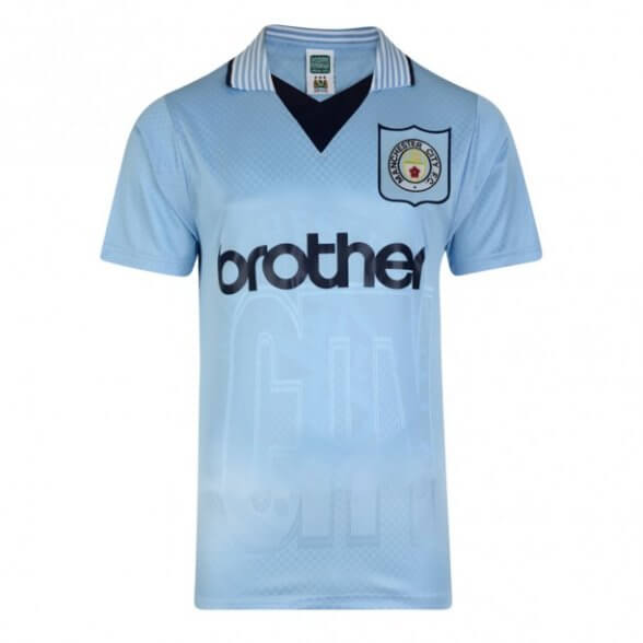 Camisola Manchester City 1996