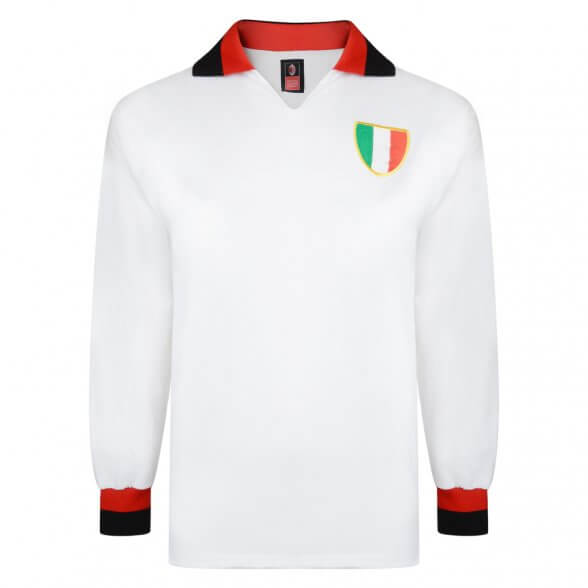 Camisola AC Milan 1962/63   Away