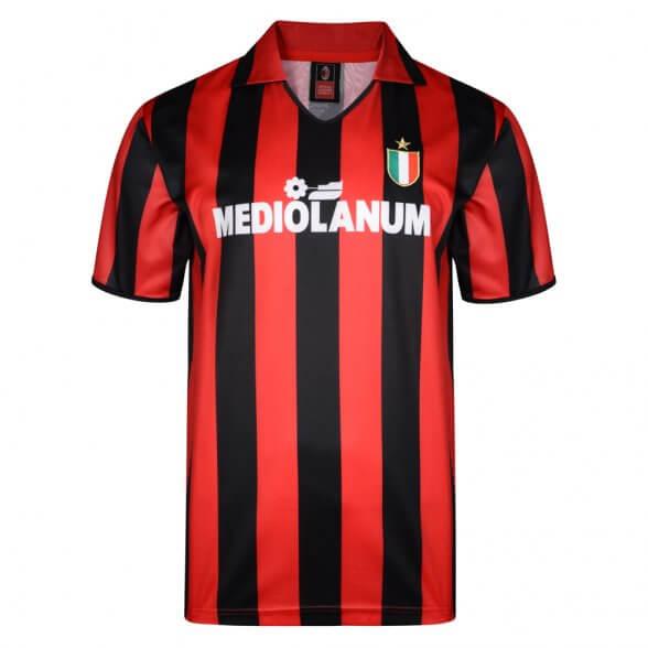 Camisola AC Milan 1988/89