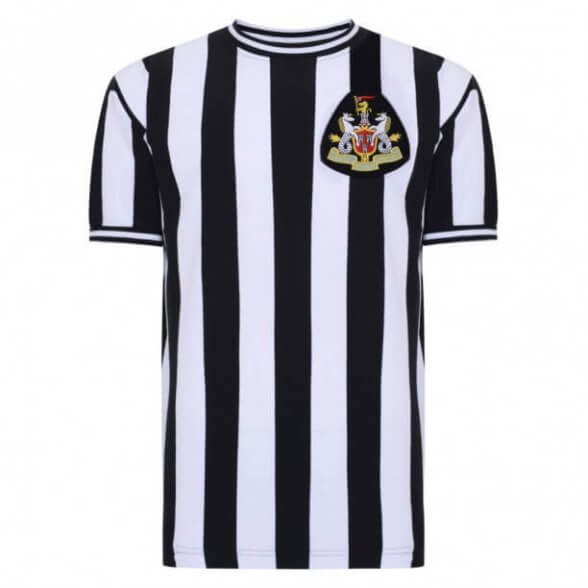 Camisola retro Newcastle United 1970