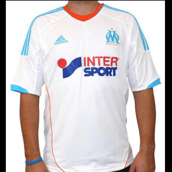 Camisola Olympique Marseille 2012-2013