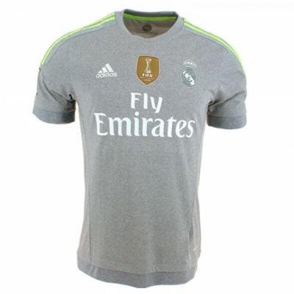 Camisola Real Madrid 2015-2016