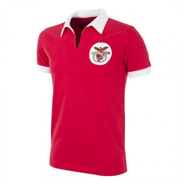 Camisola retro SL Benfica 1962 - 63