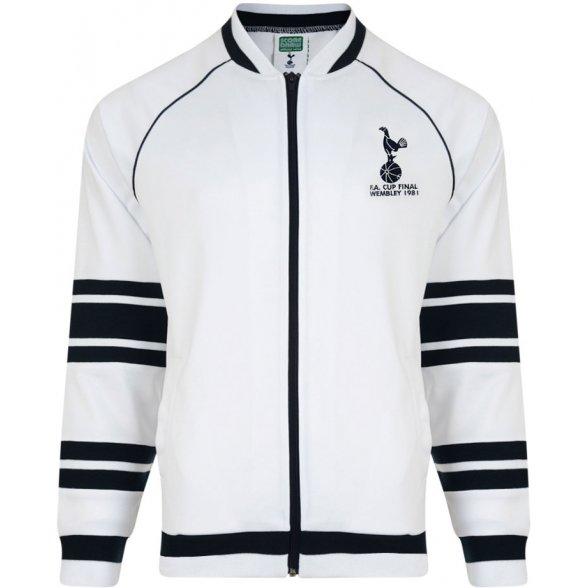 Casaco Tottenham Hotspur 1981