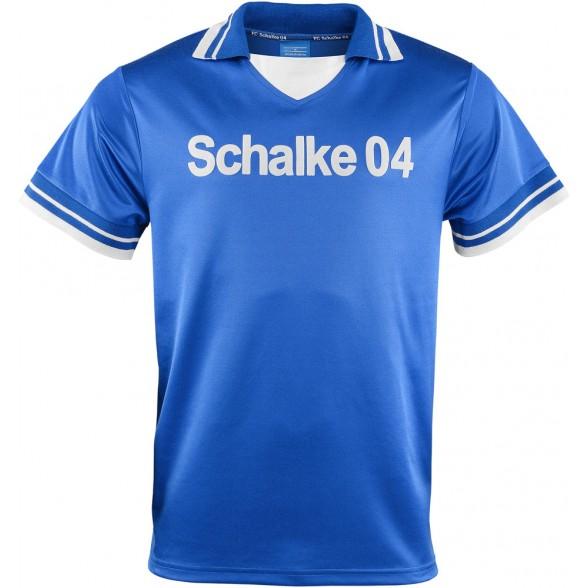 Casaco FC Schalke 04 1977/78