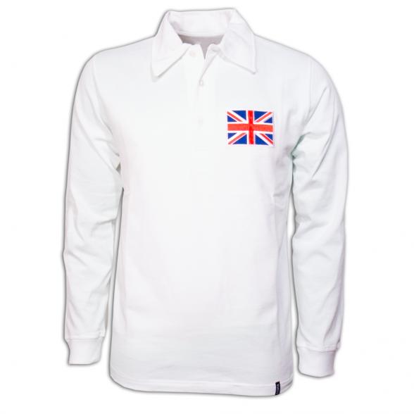 Camisola retro Gra-Bretanha Jogos Olimpicos 1908