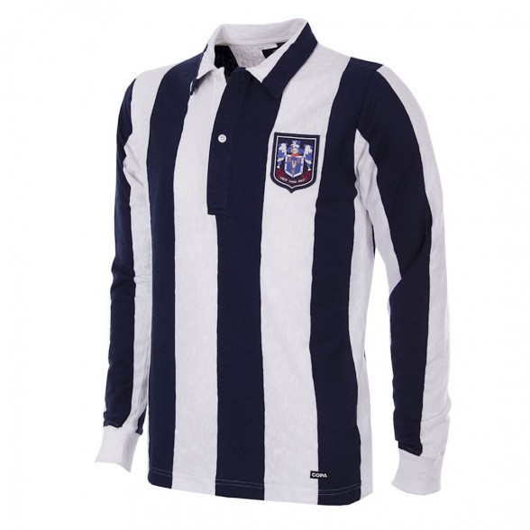 Camisola West Bromwich Albion 1953/54