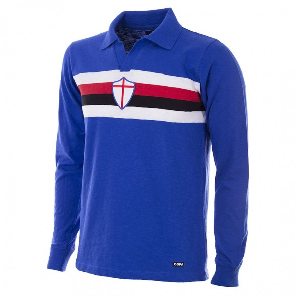 Camisola UC Sampdoria 1956/57