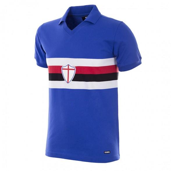 Camisola UC Sampdoria 1981/82