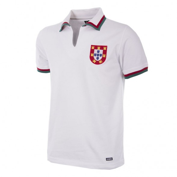 225376839b Camisola retro Portugal 1972 ...