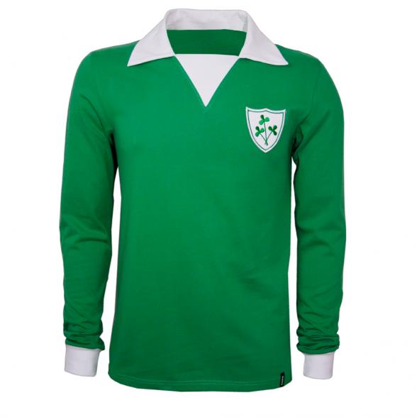 Camisola retro Irlanda anos 70