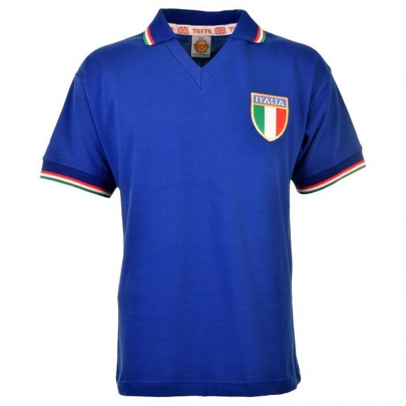 Camisola retro Italia Copa de 1982