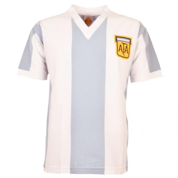 Camisola retro Argentina 1974