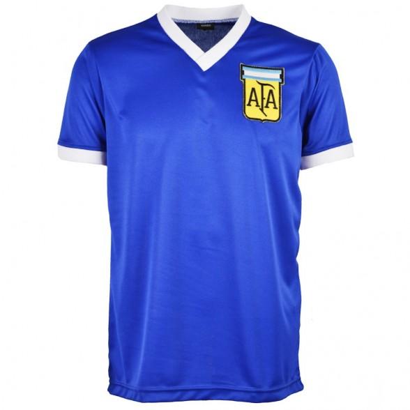 Camisola retro Argentina 1986 | Away