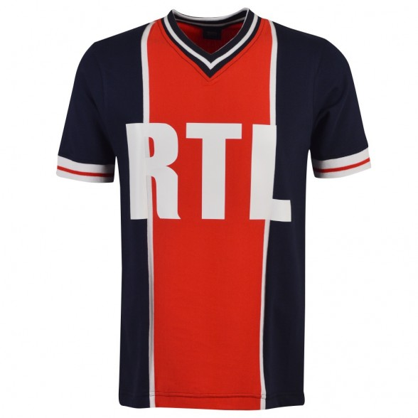 Camisola retro Paris 1976-79