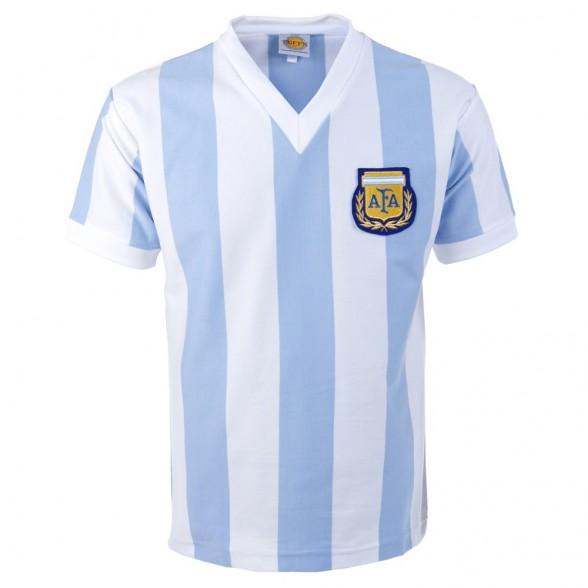 Camisola retro Argentina 1982