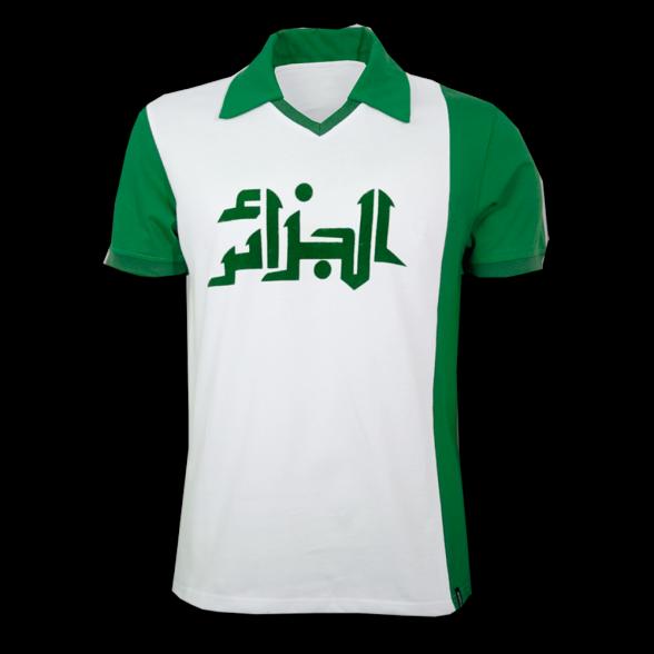 Camisola retro Argélia Copa 1982