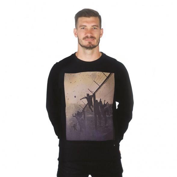 Hinchas Sweater   Black