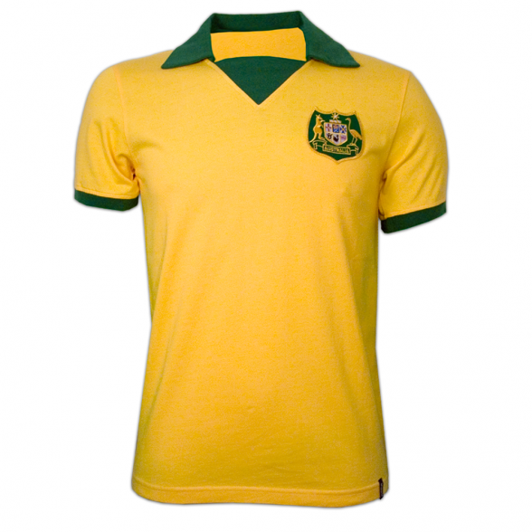 Camisola retro Australia Copa 1974