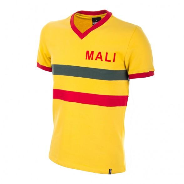 Camisola retro Mali anos 80