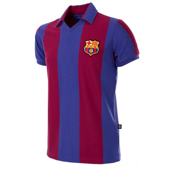 Camisola FC Barcelona 1980-81
