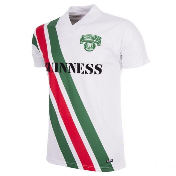 Camisola retro Cork City 1991
