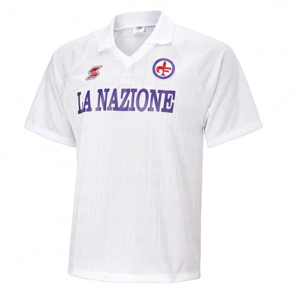 Camisola Fiorentina 1989/90 Visitante