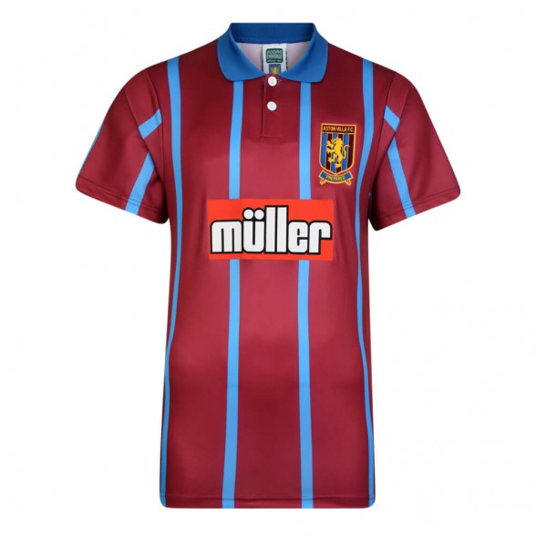 Camisola retro Aston Villa 1994