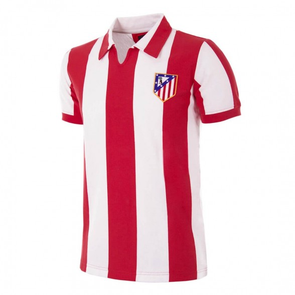 Camisola retro Atletico Madrid 1970-71