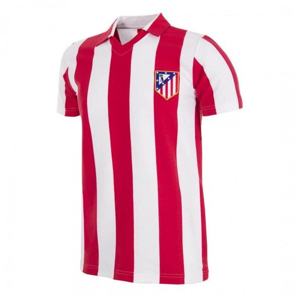 Camisola retro Atletico Madrid 1985-86