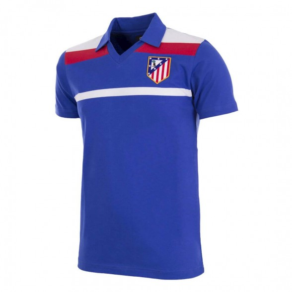 Camisola retro Atletico Madrid 1985-86 Third
