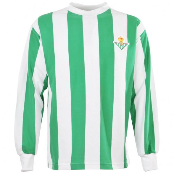 Camisola retro Real Betis anos 60