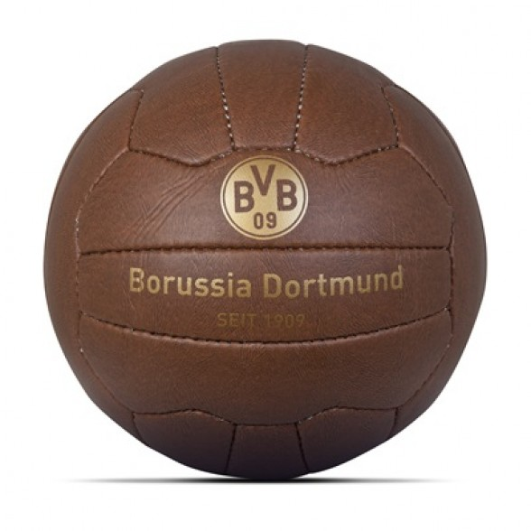Ball futebol retro Borussia Dortmund