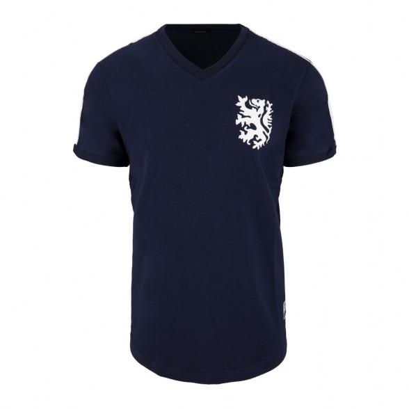 T Shirt Holanda 1974 | Blu