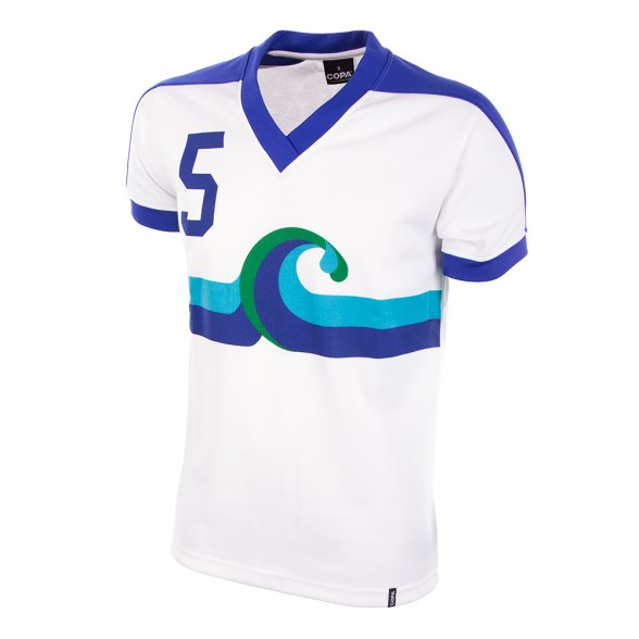 Camisola retro  California Surf anos 80