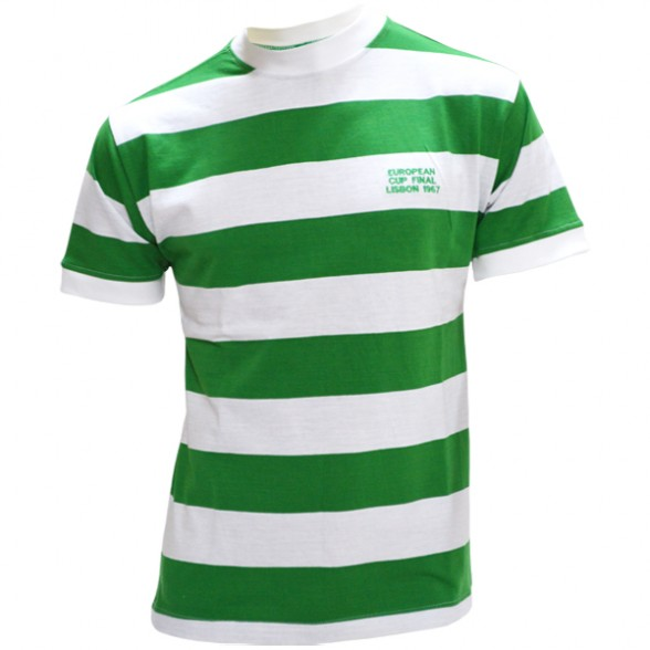Camisola retro Celtic 1967